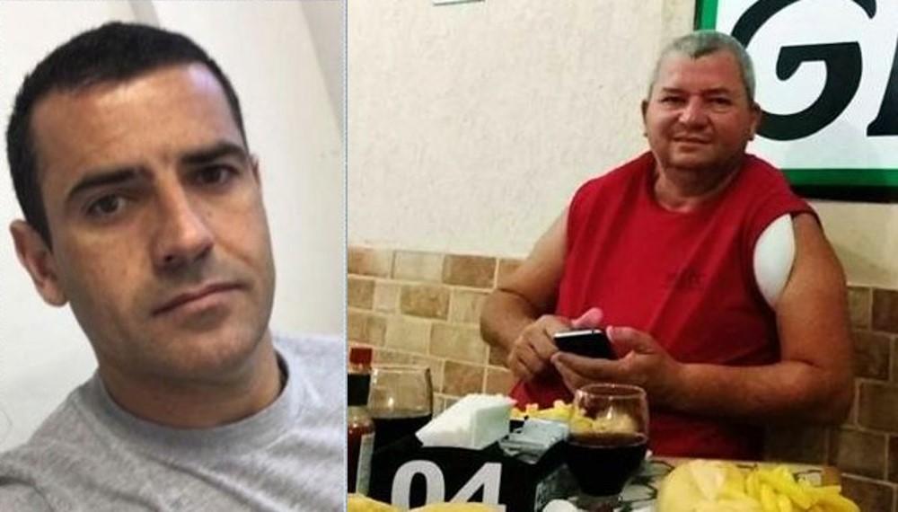 Alessandro e Elias foram assassinados em 2018.