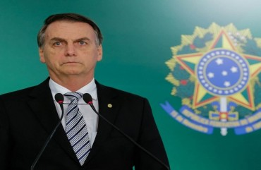 PRESIDENTE JAIR BOLSONARO VIROU AS COSTAS PARA A SEGURANÇA PÚBLICA E SEUS PROFISSIONAIS