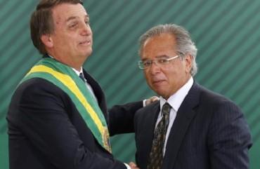 PRESIDENTE BOLSONARO ATACA SINDICATOS PARA APROVAR REFORMA DA PREVIDÊNCIA
