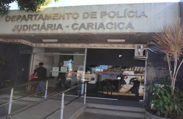 PLANTÃO DA DELEGACIA DE CARIACICA É TRANSFERIDO PARA VILA VELHA