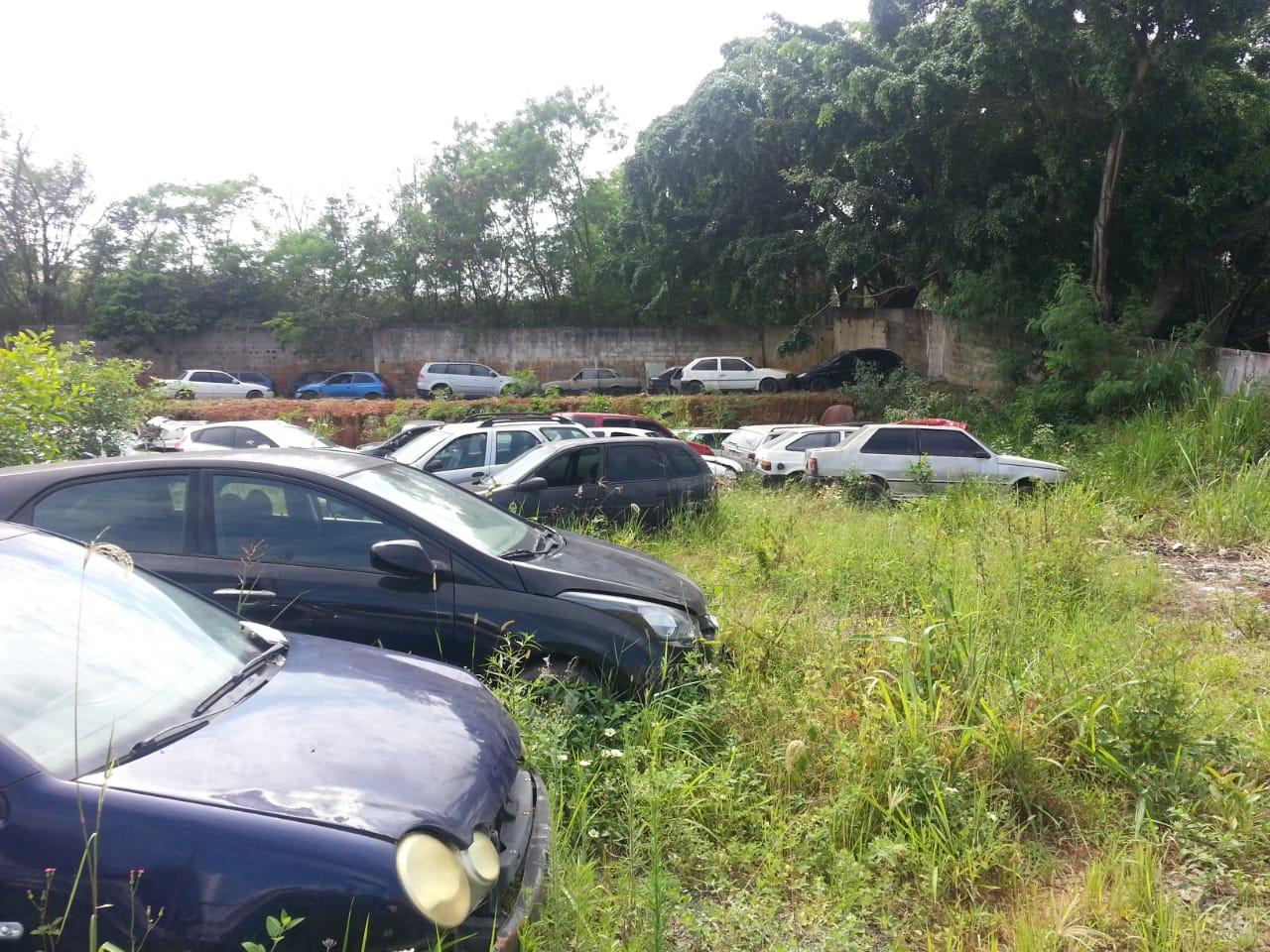 Veículos apreendidos ou recuperados em Cariacica