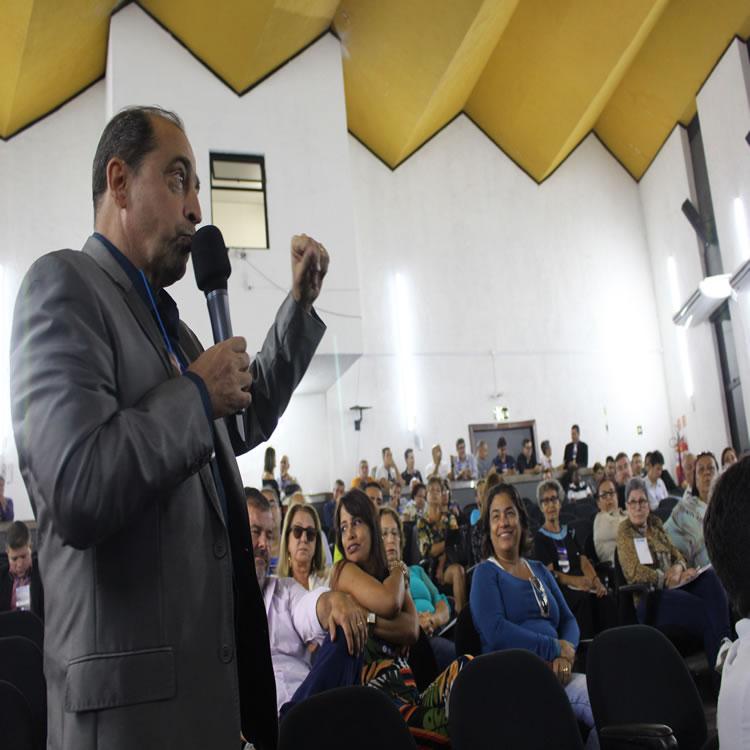Aloísio Fajardo, diretor financeiro do Sindipol/ES
