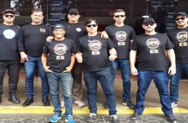 POLICIAIS CIVIS CAPIXABAS PARTICIPAM DE MANIFESTAÇÃO EM BRASÍLIA CONTRA REFORMA DA PREVIDÊNCIA
