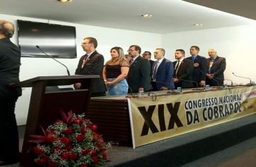 SINDIPOL/ES MARCA PRESENÇA EM CONGRESSO DA COBRAPOL