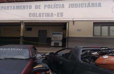 INSPEÇÃO SINDICAL REVELA A PRECARIEDADE DA DELEGACIA REGIONAL DE COLATINA