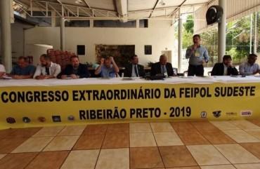SINDIPOL/ES PARTICIPA DE CONGRESSO DA FEDERAÇÃO INTERESTADUAL DOS TRABALHADORES POLICIAIS CIVIS (FEIPOL)