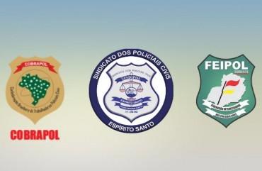 COBRAPOL E FEIPOL SUDESTE PARABENIZAM SINDIPOL/ES POR DEFENDER DIREITOS DOS POLICIAIS CIVIS