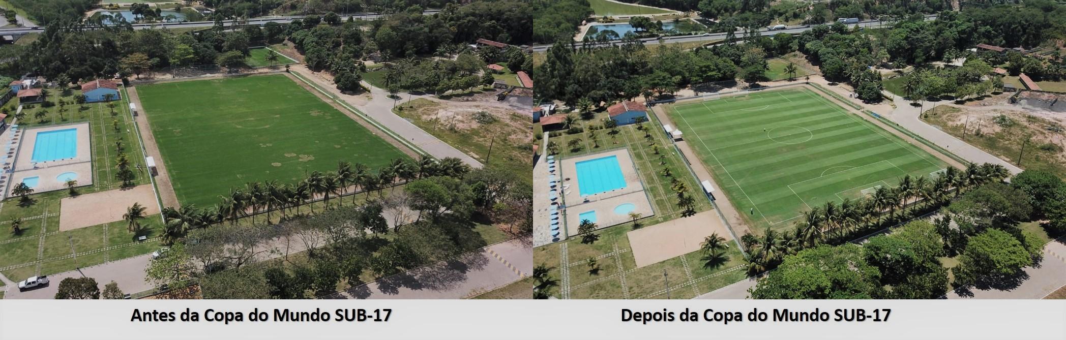 CAMPO ANTES E DEPOIS