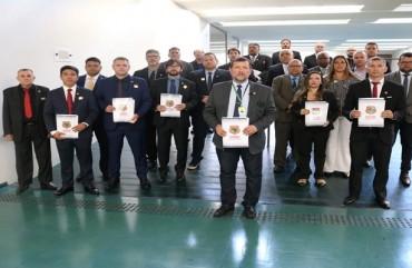 SINDIPOL/ES UNE FORÇAS COM COBRAPOL PELA APOSENTADORIA DOS POLICIAIS CIVIS BRASILEIROS