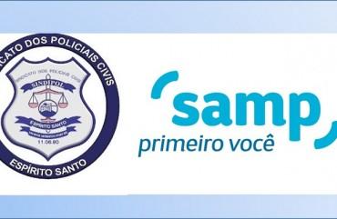 SINDIPOL FECHA PARCERIA COM PLANO DE SAÚDE DA SAMP