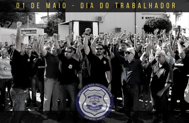 01 DE MAIO – DIA DO TRABALHADOR