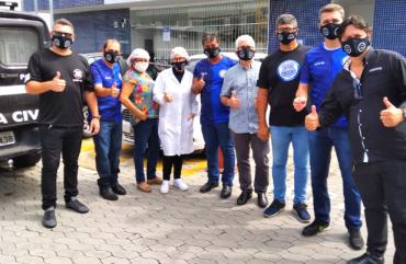 SINDIPOL/ES PROMOVE DIA DE VACINAÇÃO CONTRA A GRIPE PARA POLICIAIS CIVIS DE VILA VELHA