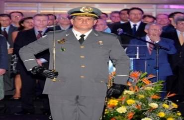 CORONEL RAMALHO É O NOVO SECRETÁRIO DE SEGURANÇA DO ESPÍRITO SANTO